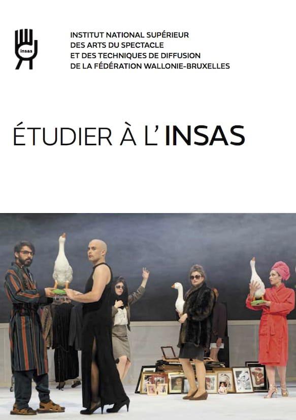 Brochure INSAS 2016